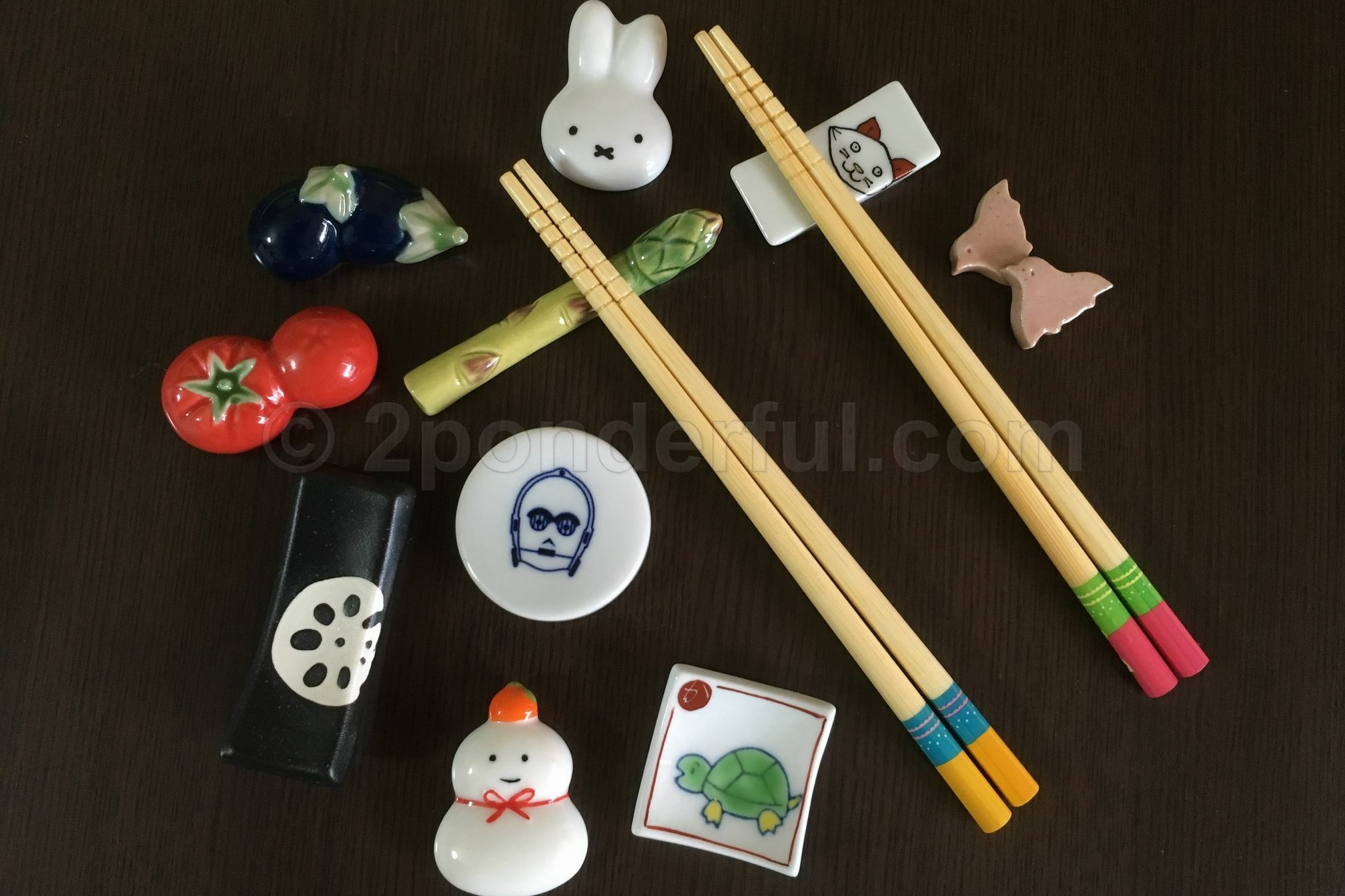 chopstick holder