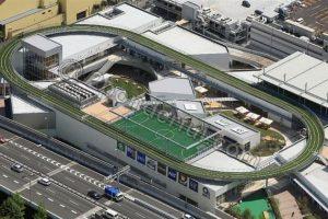 morinomiya air track