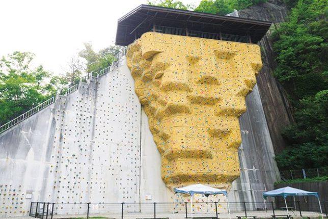 hoshidaenchi rock climb