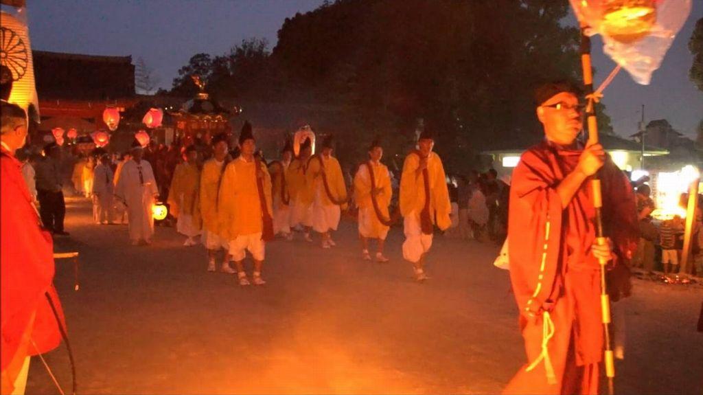 iwashimizu festival