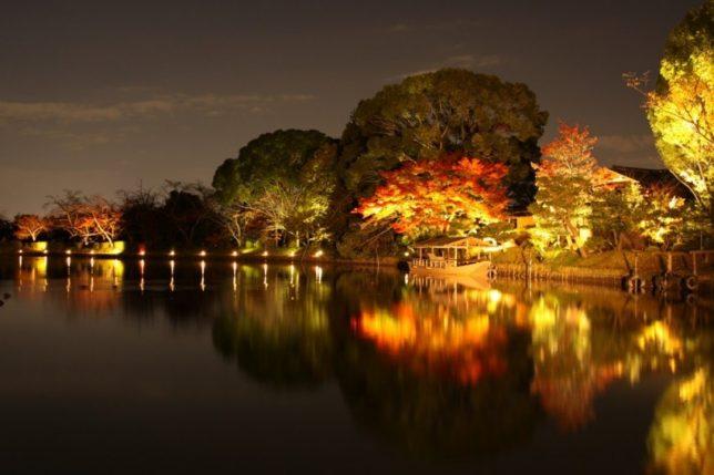 daikakuji autumn