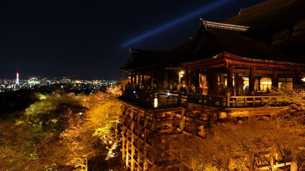 kiyomizu illumination