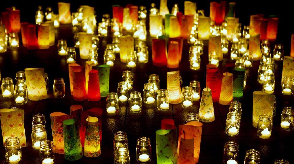 umeda candle night