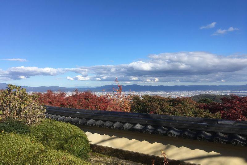 Yoshimine-dera view