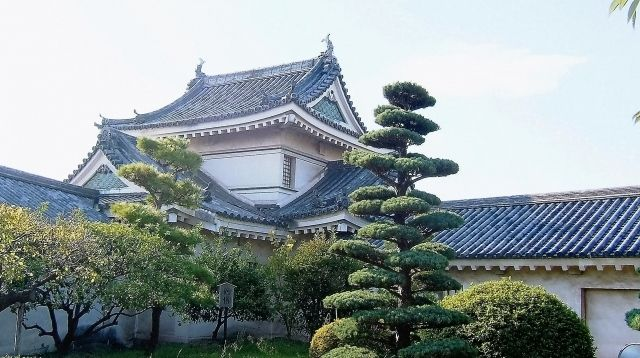 This image has an empty alt attribute; its file name is wakayama-castle2.jpg