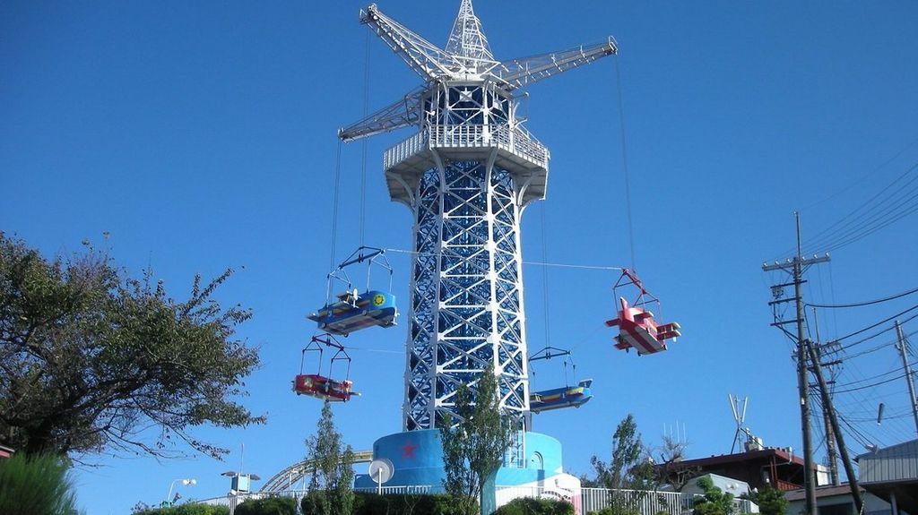 ikoma-sanjo amusement park