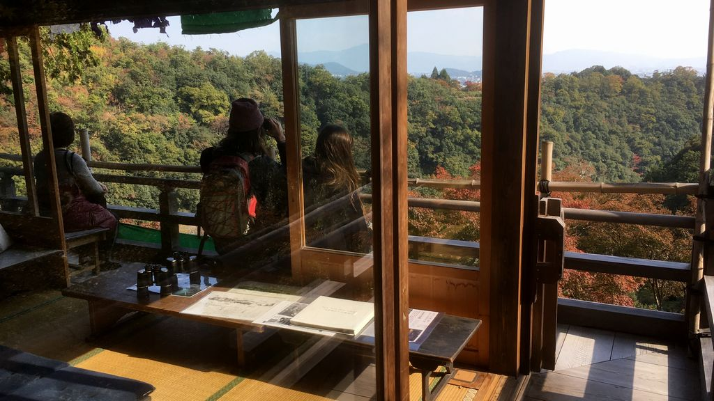 senko-ji viewing platform