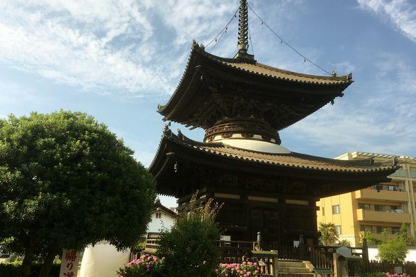 aizen-do pagoda