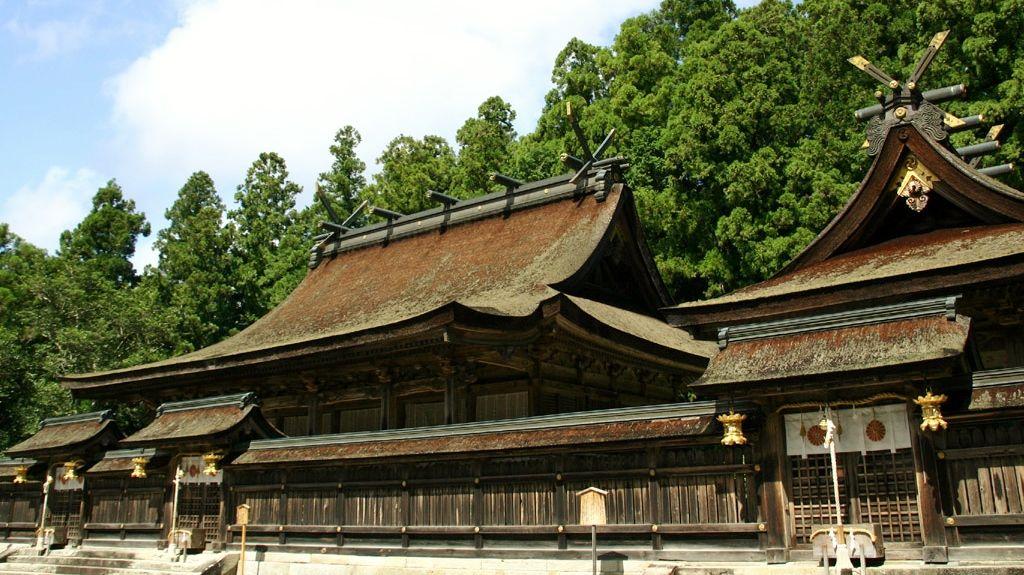 Kumano Hongu