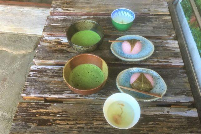 butsuryu-ji tea