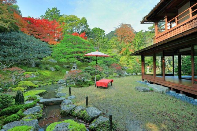 chikurin-in garden2