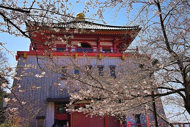 Kimii-dera Temple buddah hall