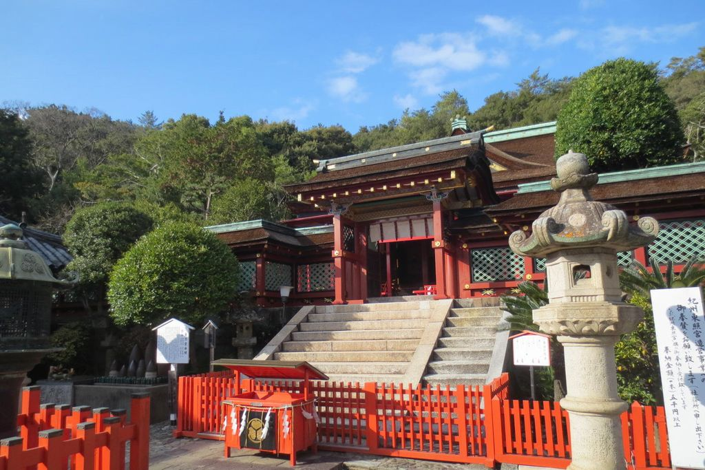 kisyu tosyo shrine