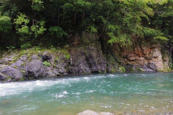 echi-gawa river