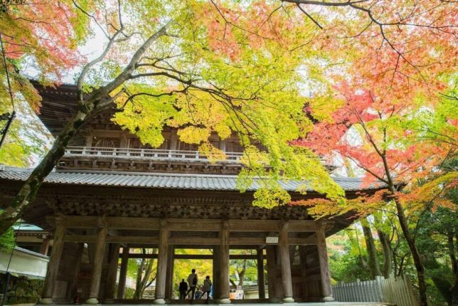 eigen-ji sanmon gate