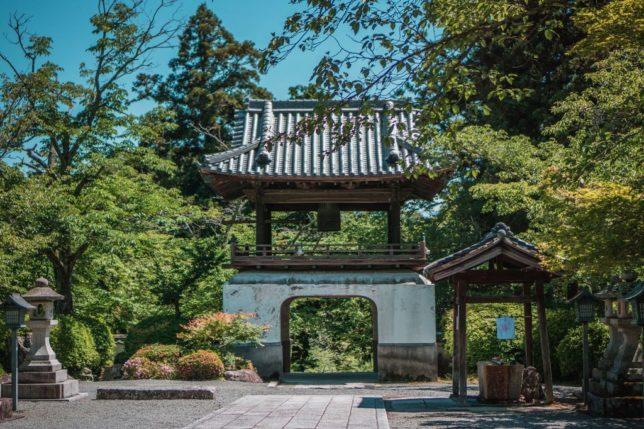 negoro-ji gate