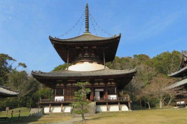 negoro-ji pagoda