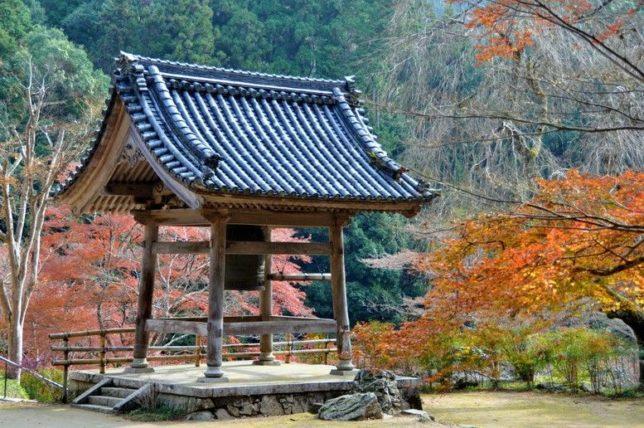shoryaku-ji bell tower