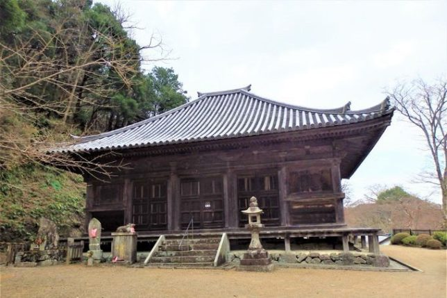 daiitoku-ji main hall