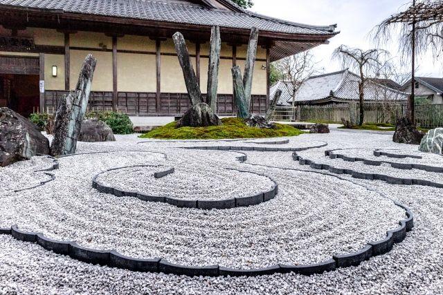 enko-ji dry garden