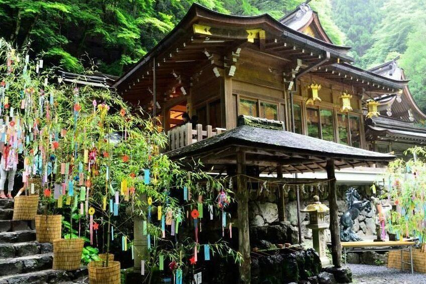 kibune shrine tanabata